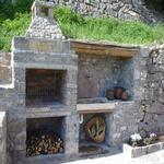 Barbacoa i pica d'ús exclusiu per a clients. - Benvinguts al Pallars Sobirà Turisme Rural casa l'hereu