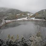 Una nevada a la tardor. - L'estany Turisme Rural casa l'hereu