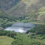 Vistes de l'estany de Montcortès. - L'estany Turisme Rural casa l'hereu