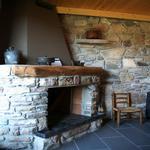 Llar de foc de Casa Hereu - Benvinguts al Pallars Sobirà Turisme Rural casa l'hereu