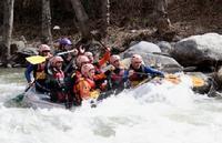 Turisme Rural casa l'hereu  :: Esports d'aventura (Rafting, caiac, barrancs, etc.) -