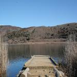 Entrador estany de Montcortès un dia d'hivern. - Entorn Turisme Rural casa l'hereu