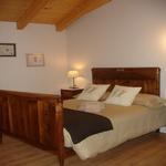 Habitació l'ESTISORA amb sortida a la terrassa de l'estisora. - Benvinguts al Pallars Sobirà Turisme Rural casa l'hereu