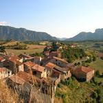 Un poblet medieval, Peramea. Aprop de Montcortès. - Entorn Turisme Rural casa l'hereu