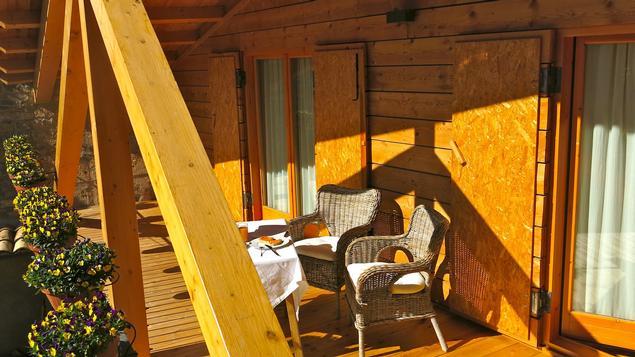 - L'Estisora: casa rural 6-10 persones Turisme Rural casa l'hereu