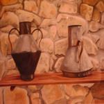 Preat fruit d'arbequina - Racó de pintura Rosa Vilalta  Turisme Rural casa l'hereu